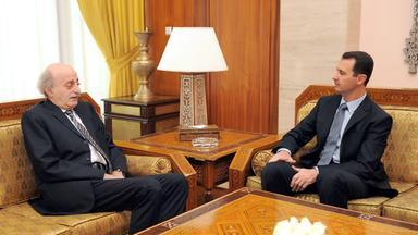 Zdfinfo - Das Haus Assad - Arabischer Frühling Und Bürgerkrieg (3/3)