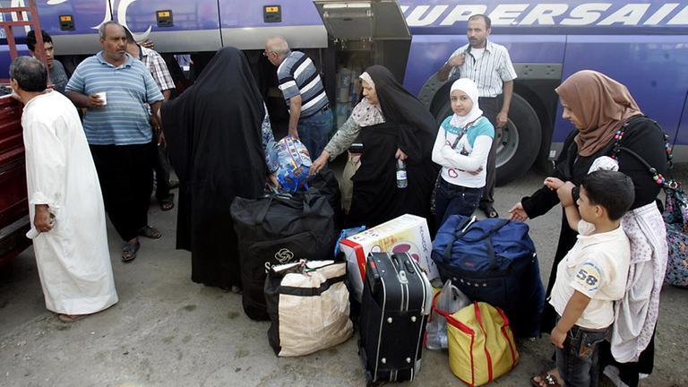 Spendenaufruf Flüchtlinge