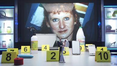 Zdfinfo - Täterjagd - Der Fall Françoise Desnoue