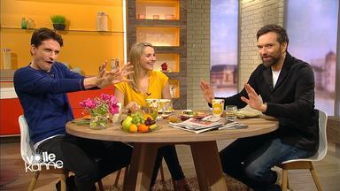 Volle Kanne - Service Täglich - Tanja Wedhorn Und Oliver Mommsen Bei Volle Kanne