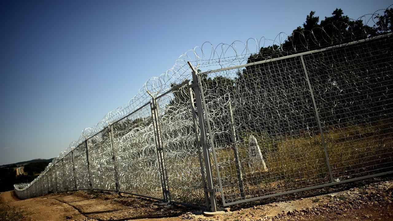Mexikanische Einwanderin Bei Razzia Gefasst