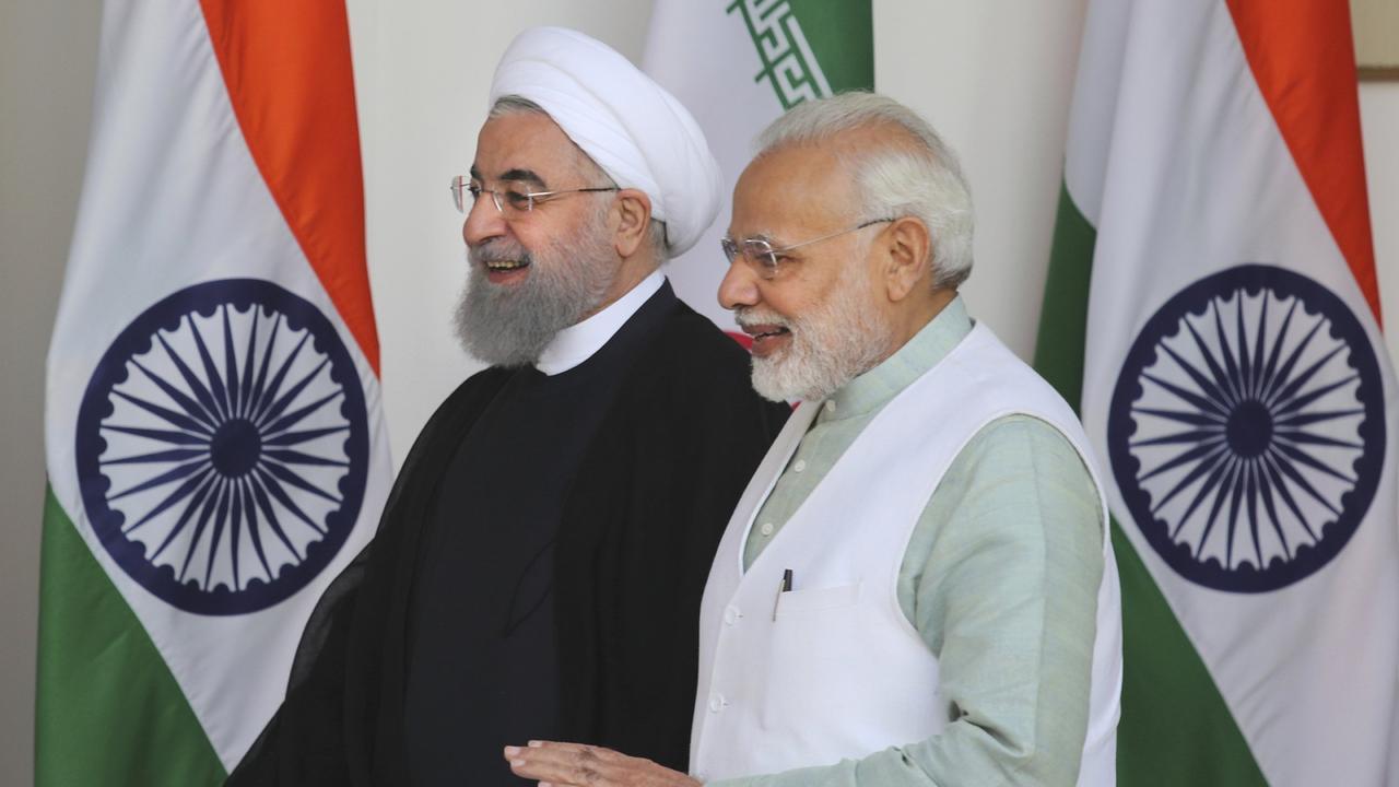Wirtschaft und Handel: Indien und Iran rücken enger zusammen