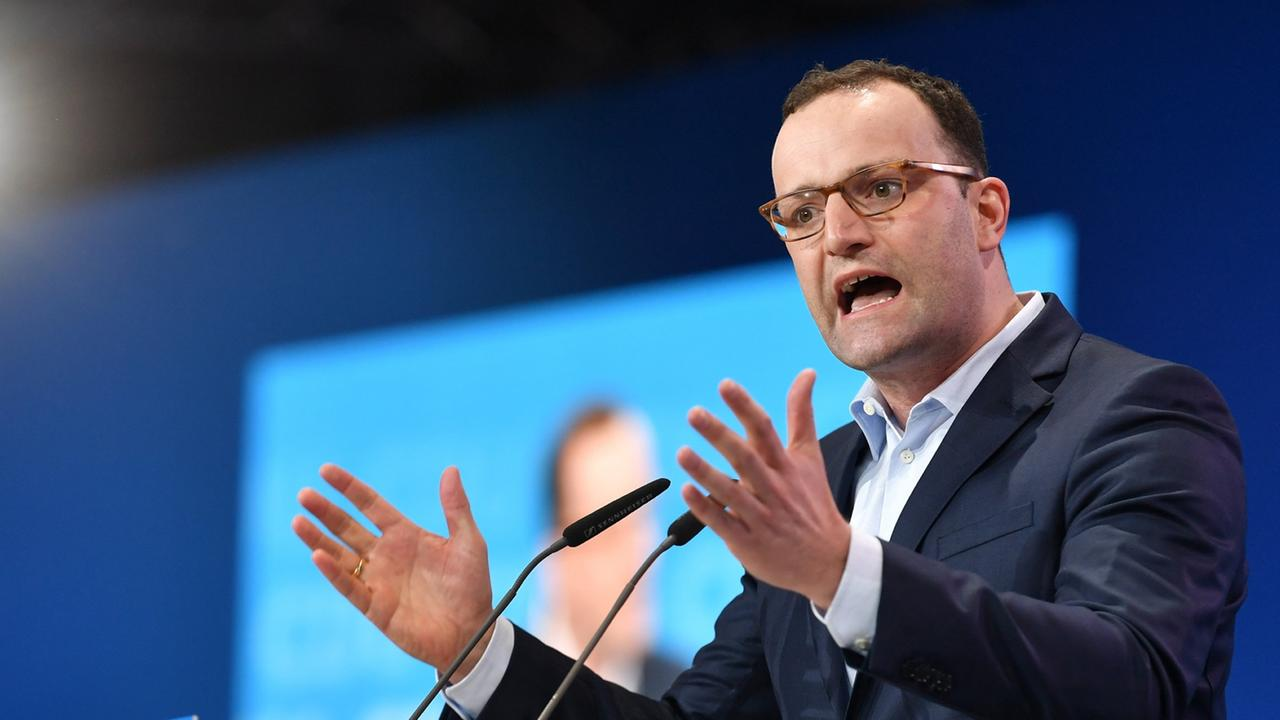 Gesundheitsminister Spahn verteidigt Abbau bei Notfallversorgung