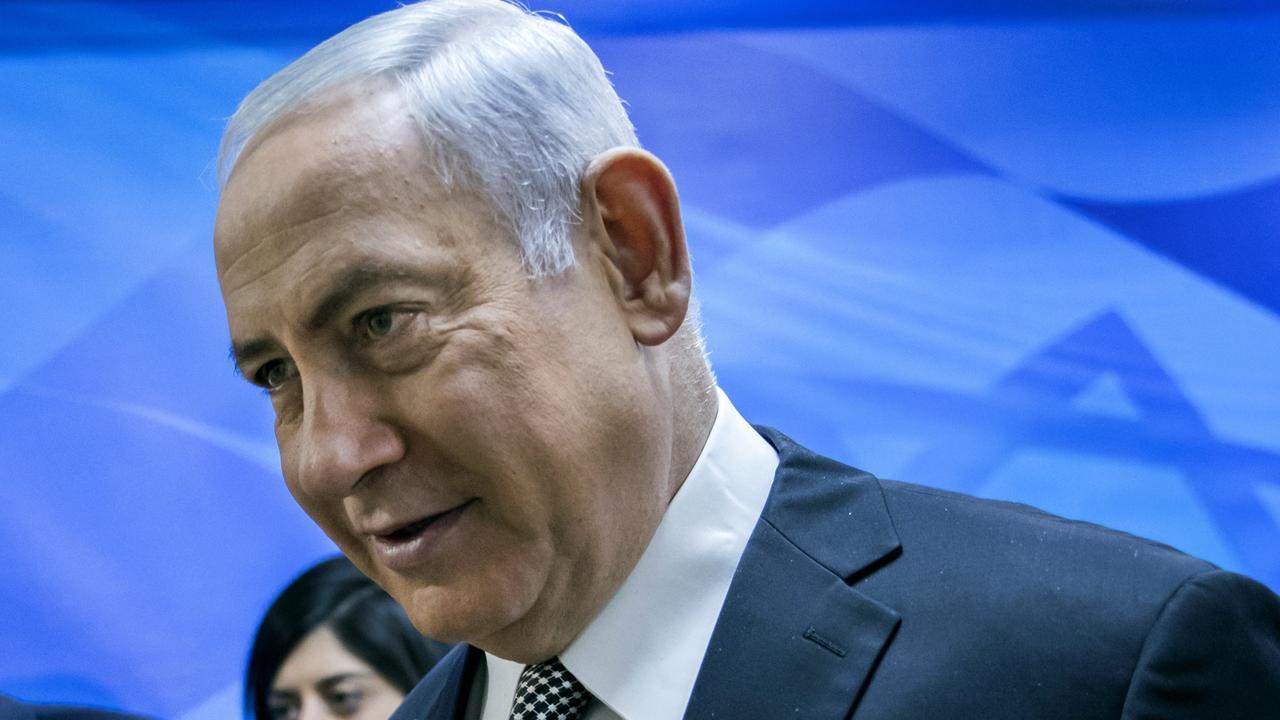 Treffen im Weißen Haus: Netanjahu am Montag bei Trump