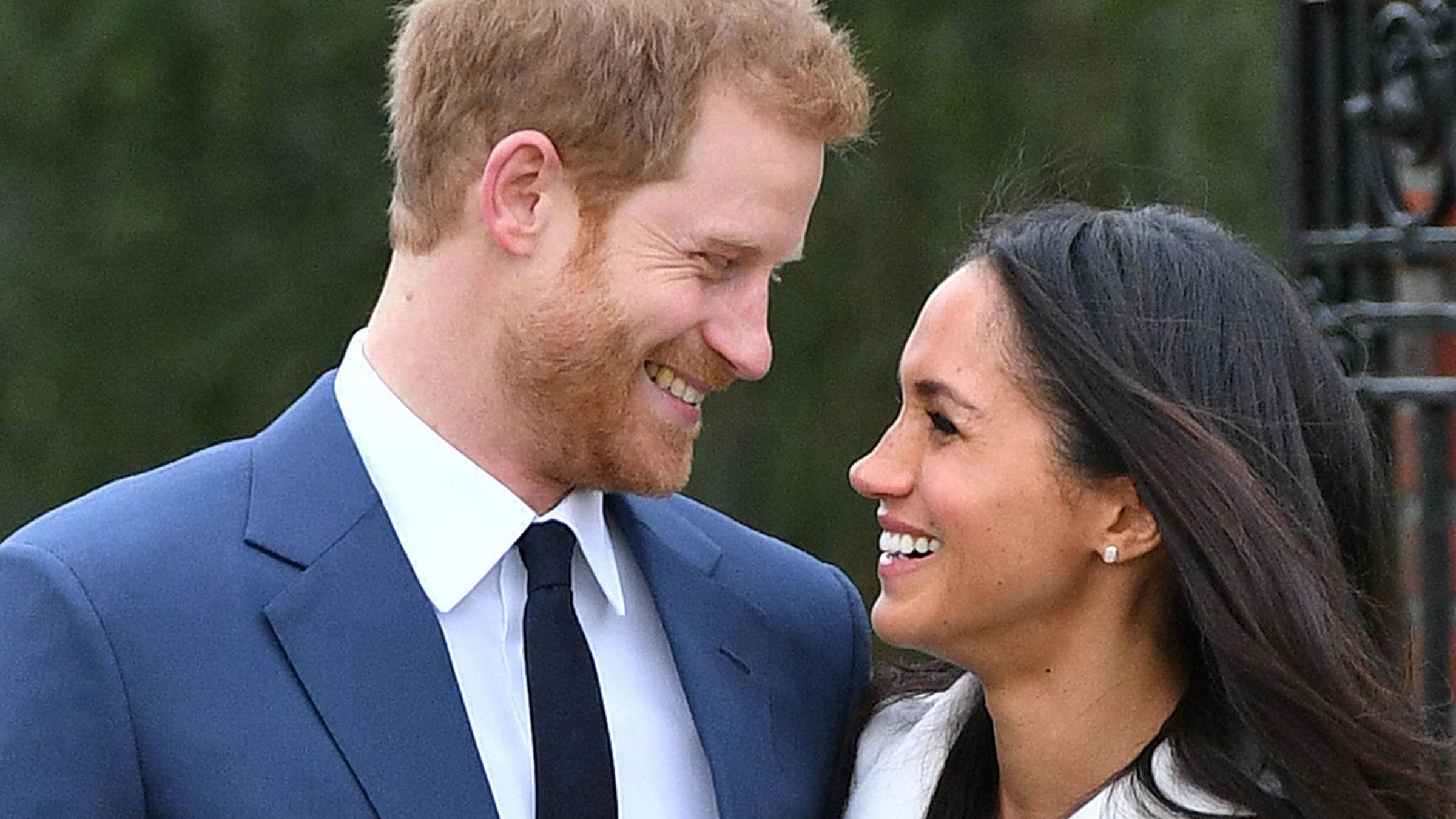 Kensington Palast Gibt Bekannt Hochzeit Von Prinz Harry Im Mai