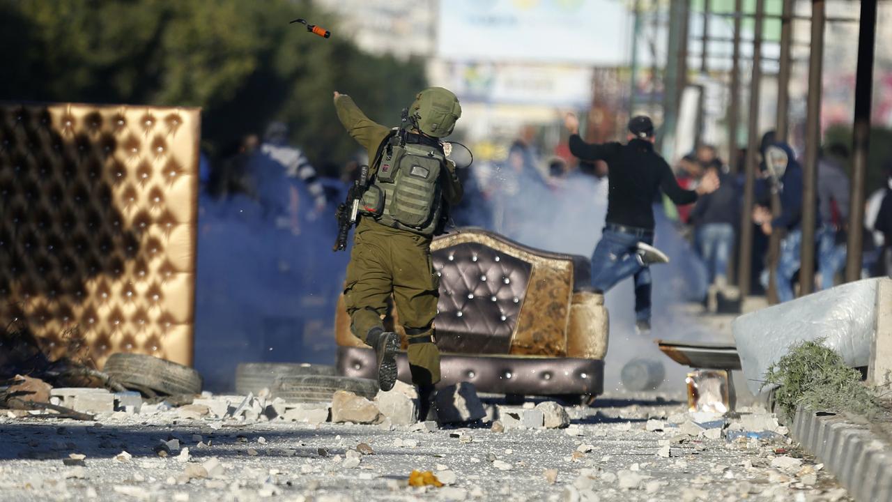 Nach Raketenbeschuss aus Gaza: Israel greift Hamas-Stellung an