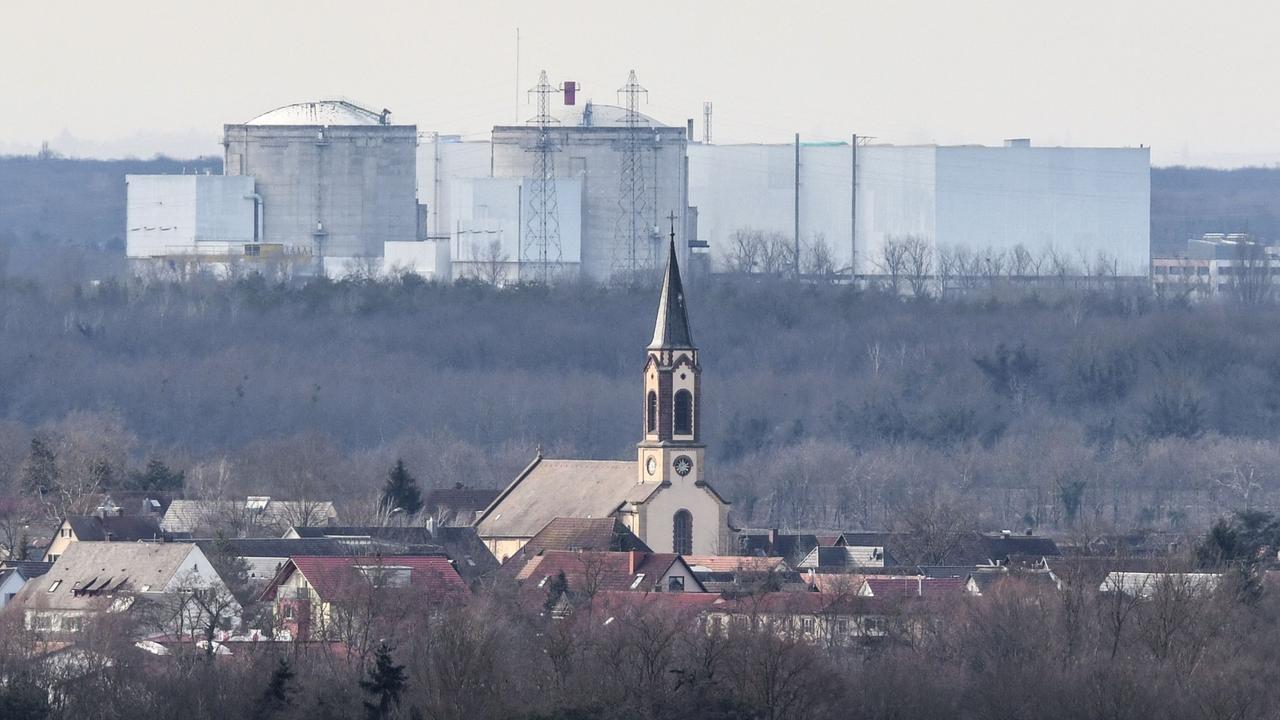Umstrittenes Atomkraftwerk: Reaktor 1 in Fessenheim vom Netz