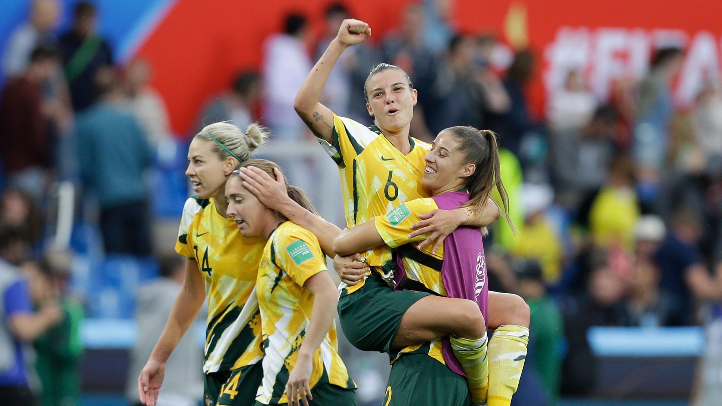 Nationalmannschaft In Australien Gleiches Geld Fur