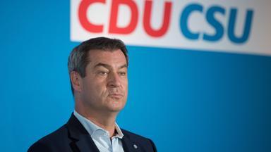 """Es """"stoibert"""" in der Söder-CSU"""