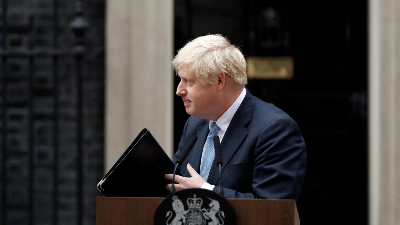 Johnson zu Brexit: Keine Austritts-Verschiebung - ZDFmediathek