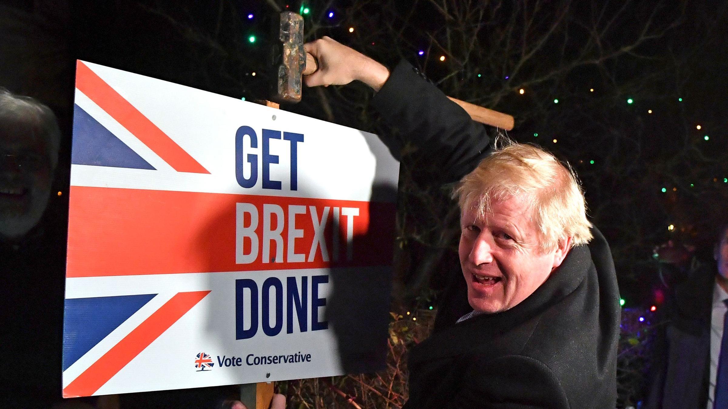 brexit wahlergebnisse