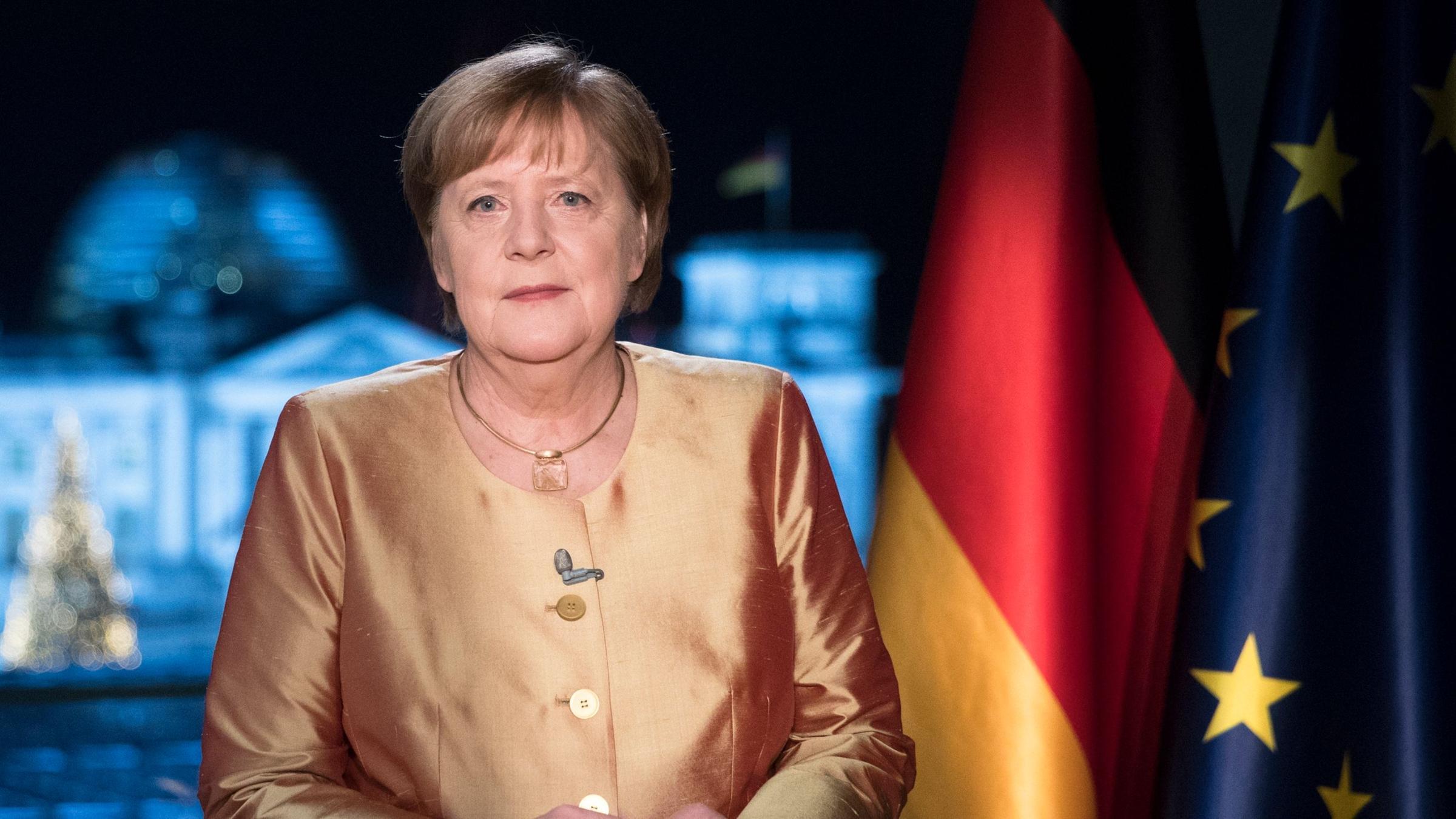 Angela Merkel Live Heute