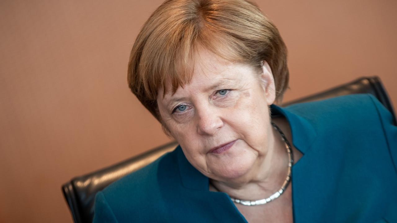 Angela Merkel Ansprache Heute Live