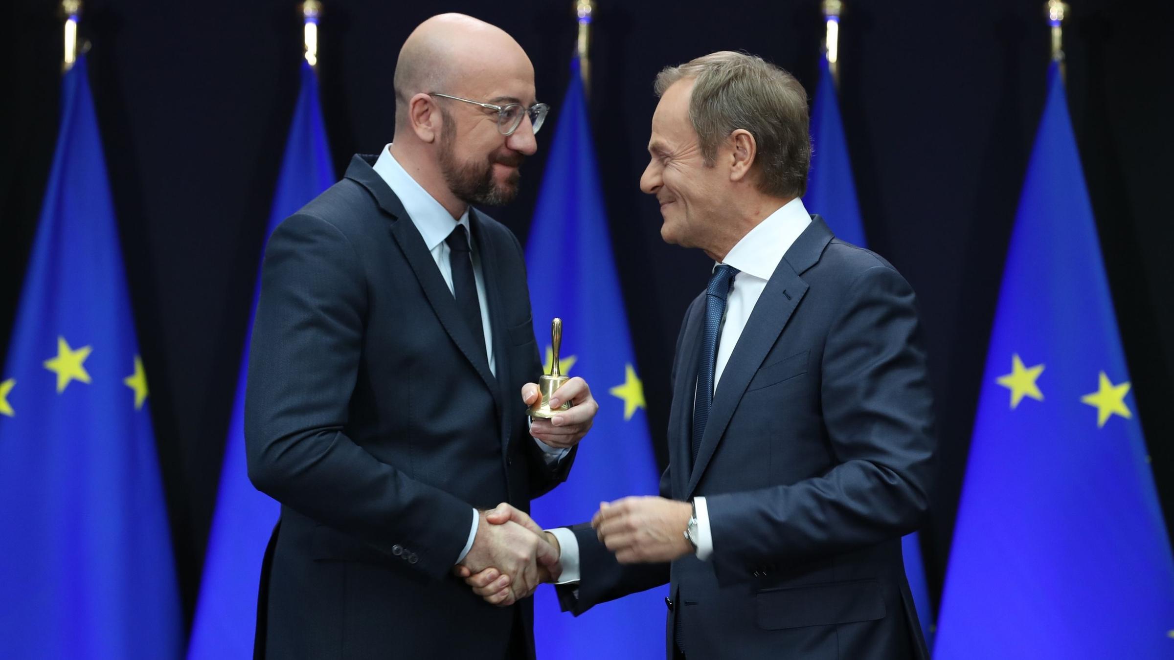Europäischer rat mitglieder