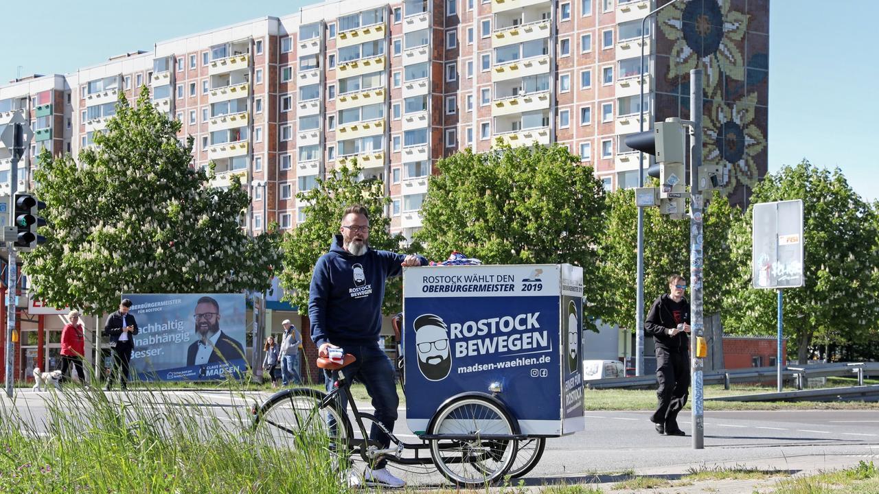Stichwahl Rostock