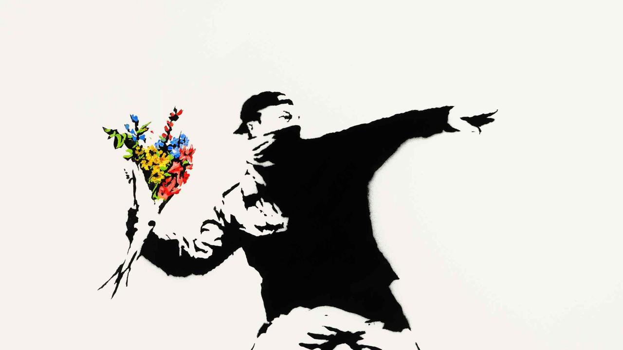 Das Banksy-Geheimnis in Dresden