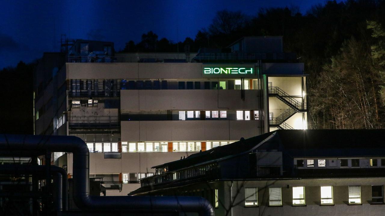 Biontech will 50 Prozent mehr produzieren