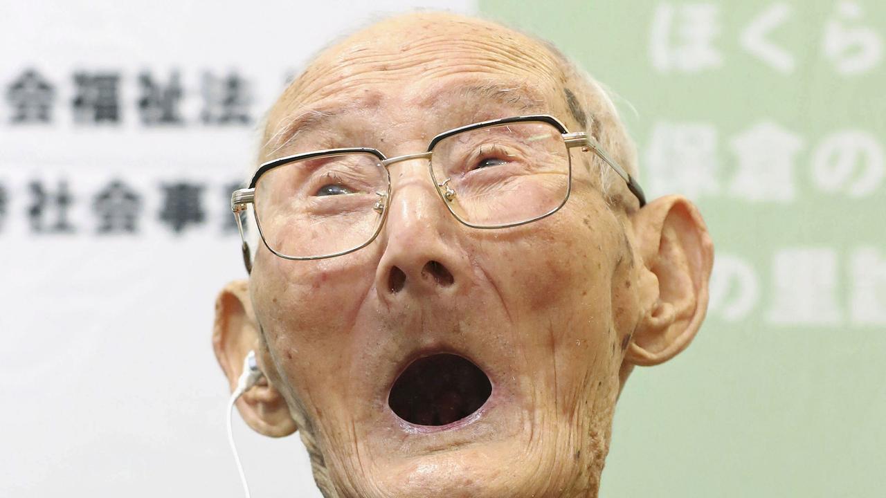 Im Alter von 112 Jahren: Ältester Mann der Welt gestorben