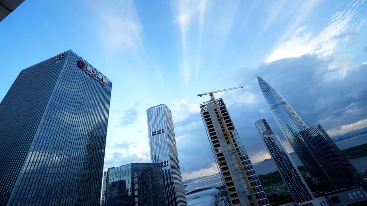Evergrande-Pleite: Peking tritt auf die Schuldenbremse