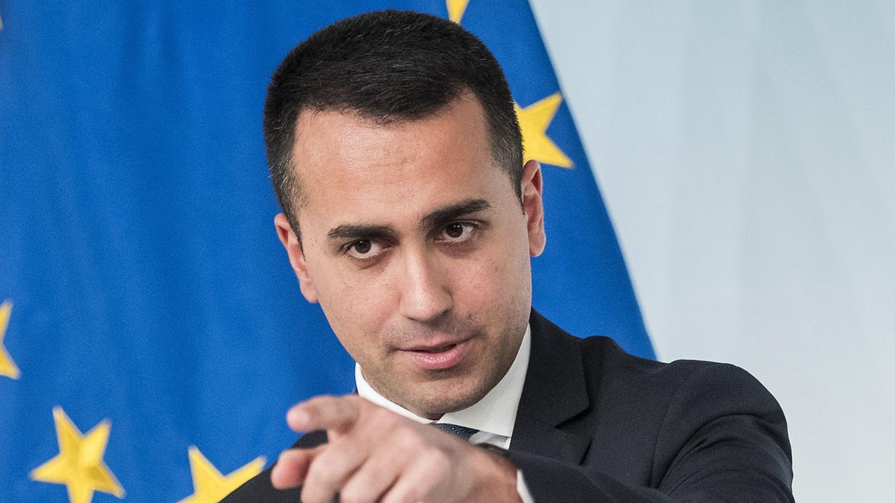 Di Maio will mehr Rechte für EU-Parlament