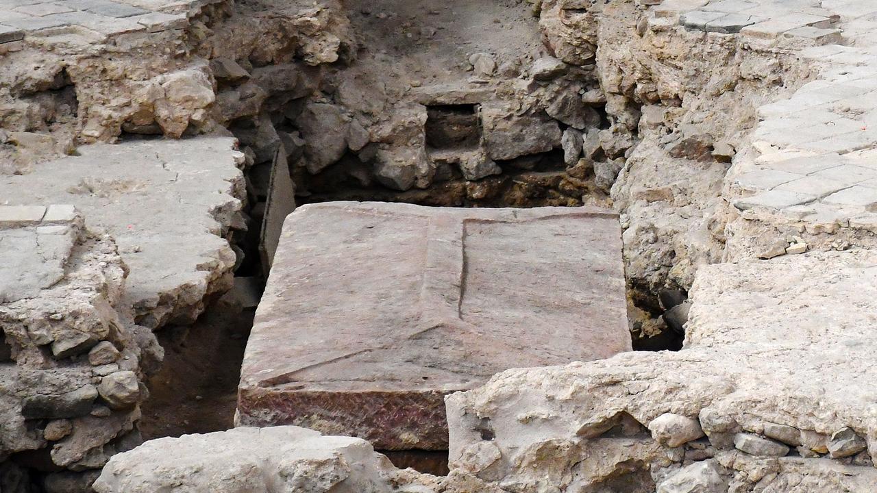 Sarkophag-Rätsel gelöst: Toter ist Erkanbald