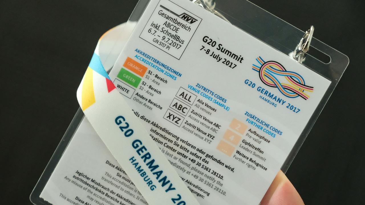 Verwaltungsgericht Berlin: Urteil zu G20-Akkreditierungen rechtskräftig