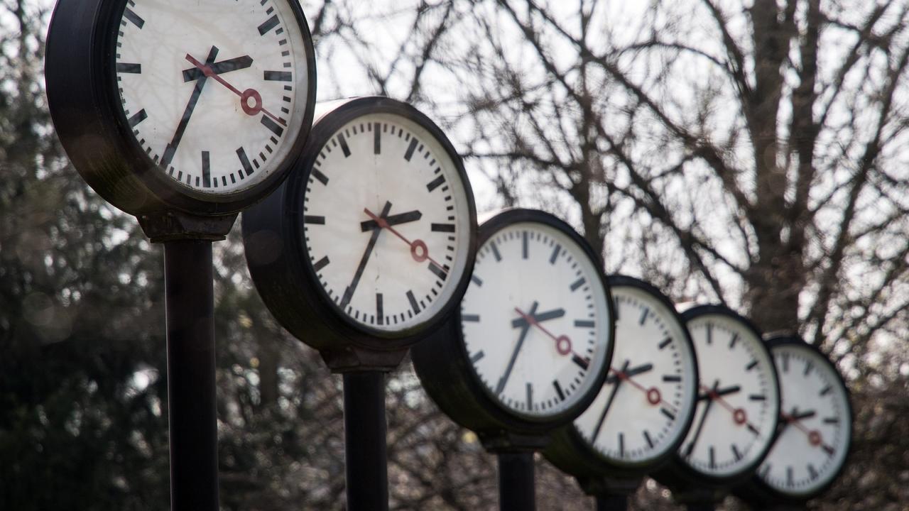 Uhr Umstellen Abstimmung