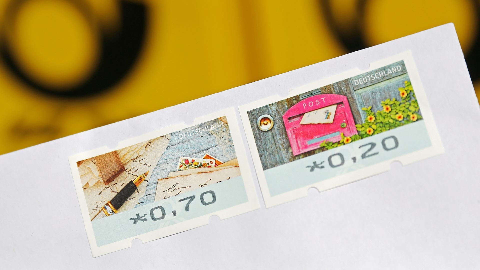 Wegen Portoerhöhung Post Rechnet Mit Weniger Briefen Zdfmediathek