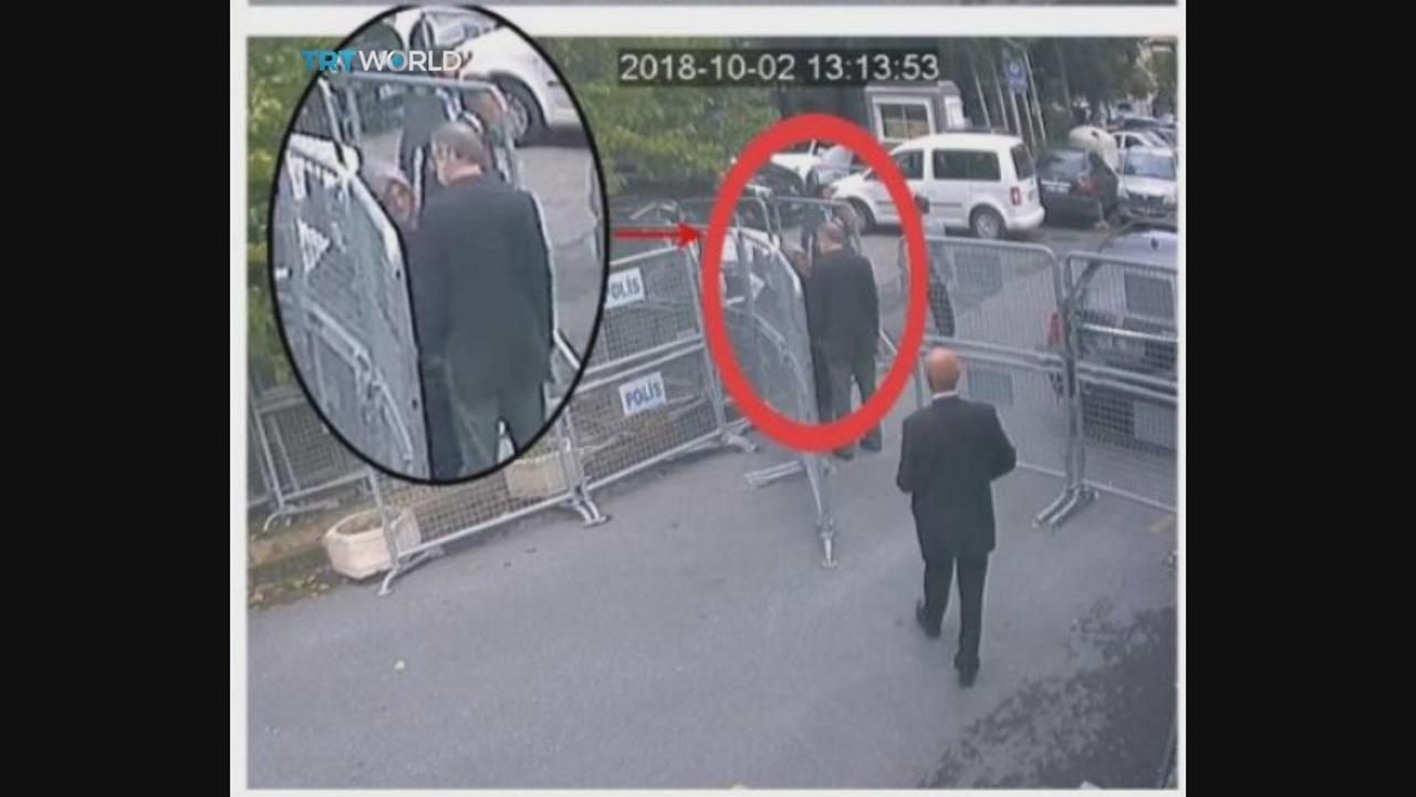 Türkischer Staatsanwalt: Khashoggi wurde erwürgt - ZDFmediathek