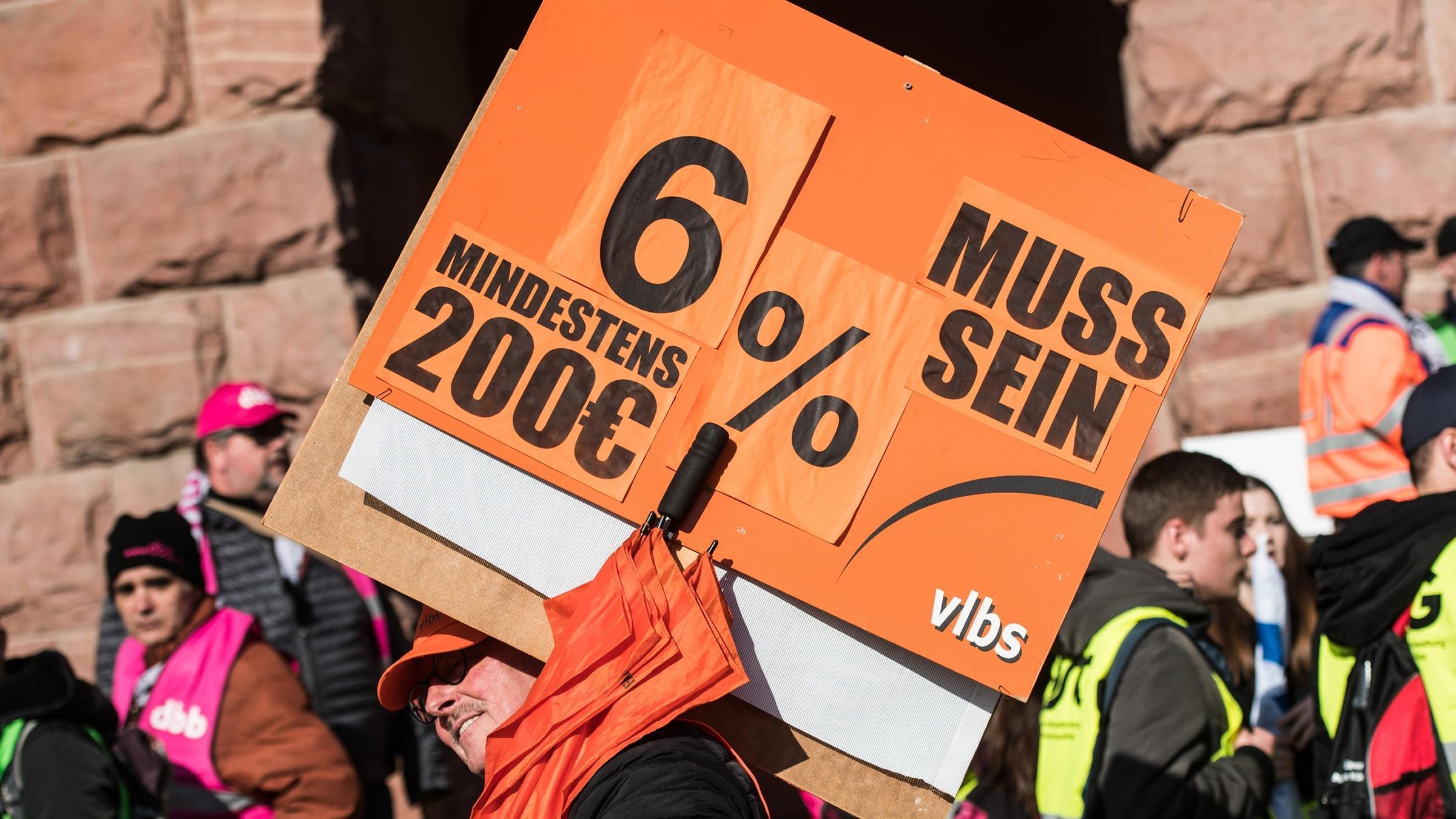 Tarifverhandlungen öffentlicher dienst 2020 länder