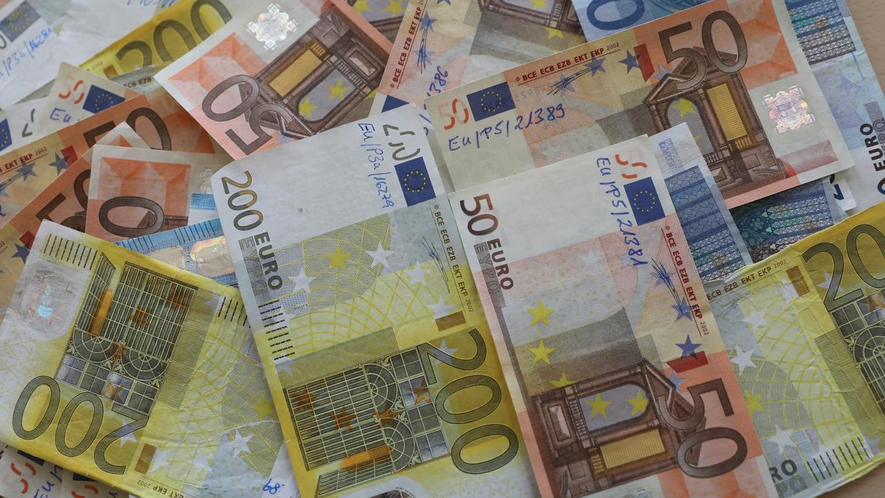 Geldfälscher auf Teneriffa: Falschgeld-Druckerei