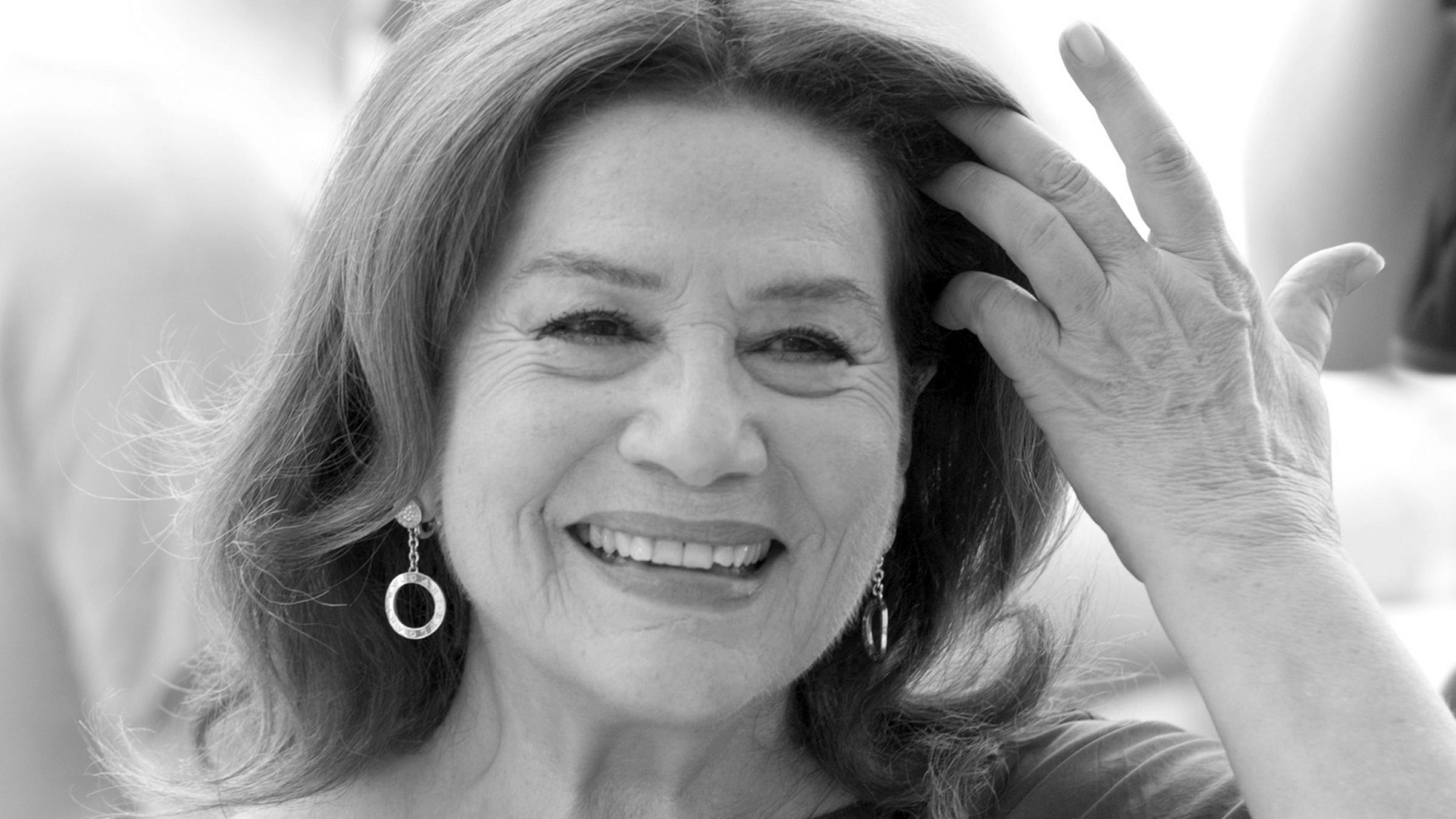 Bekannte Deutsche Schauspielerin Hannelore Elsner Mit 76