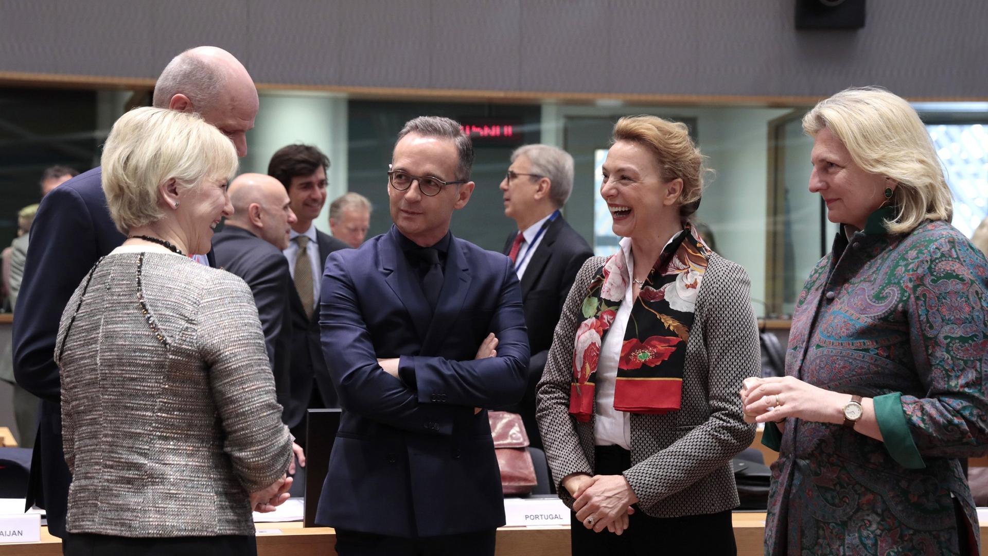 EU will sich den USA nicht beugen