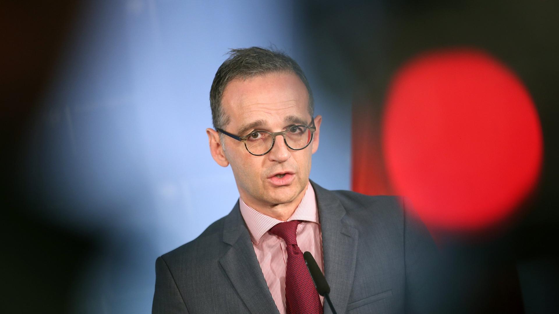 Warnung Vor Panikmache Maas Mahnt In Migrationsdebatte Zdfmediathek