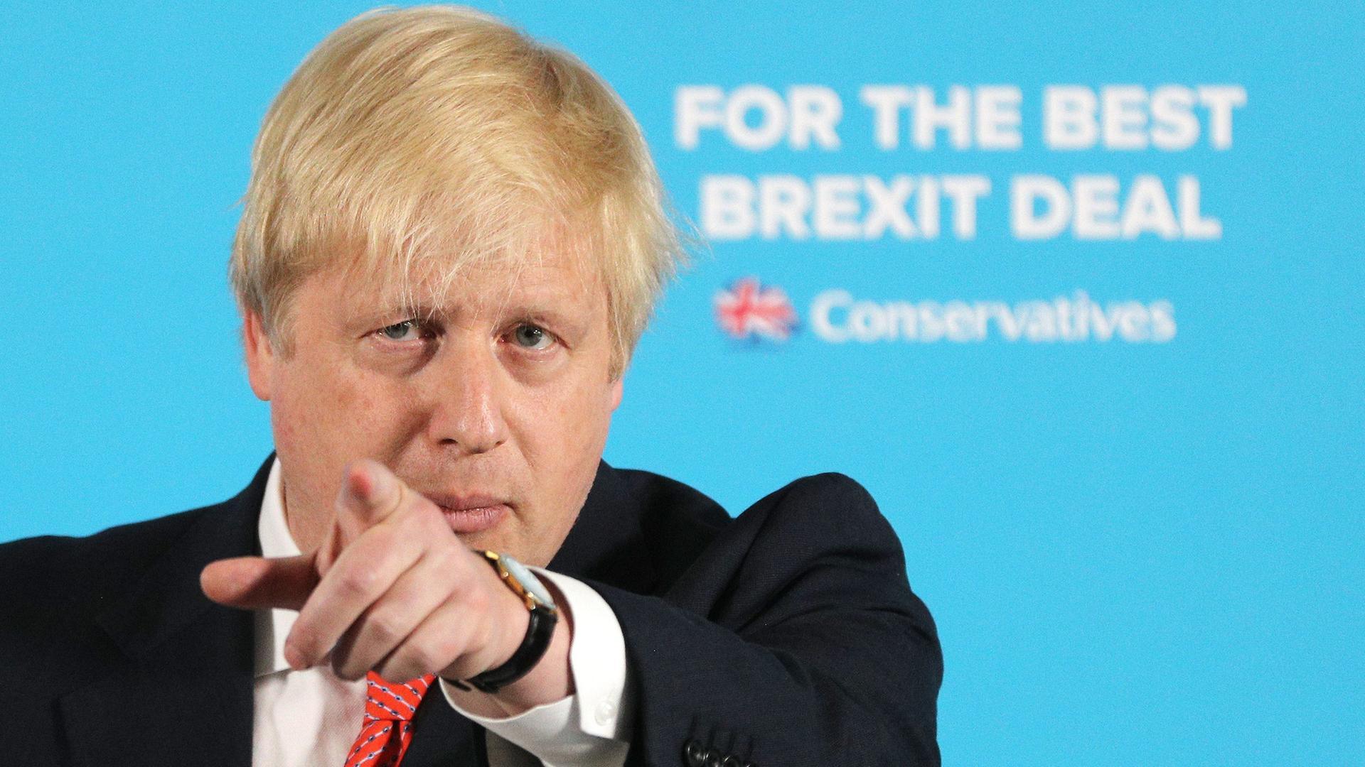 im gegensatz zu may kmpfe er fr den brexit sagte johnson - Christian Sievers Lebenslauf