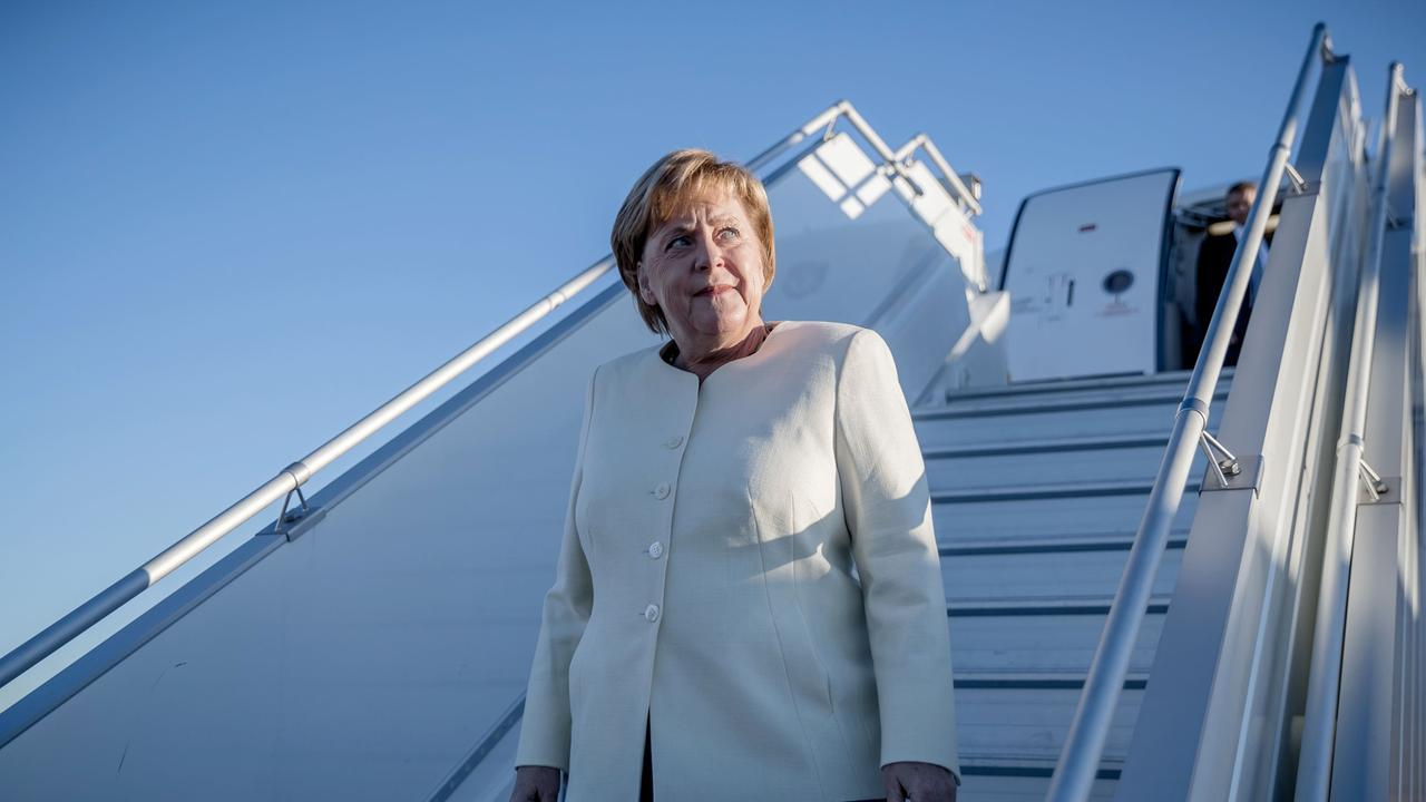 UN-Migrationsgipfel: Merkel in Marrakesch eingetroffen