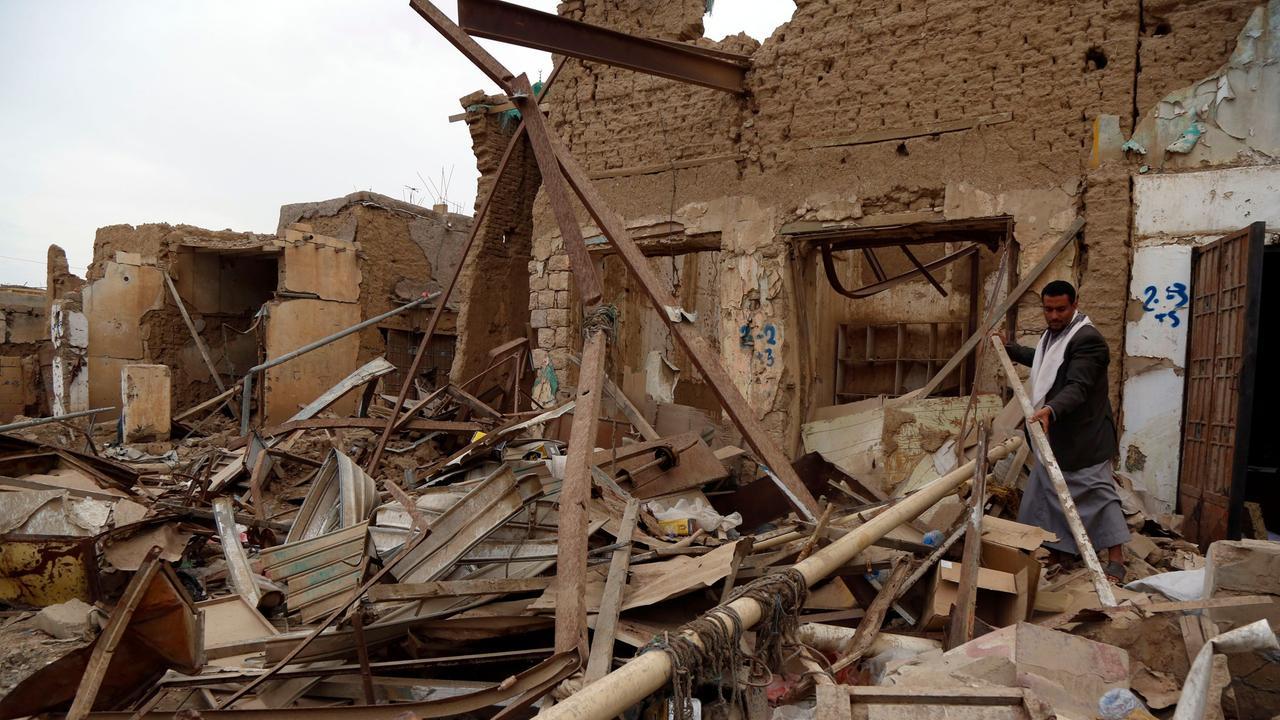 Yemen Krieg