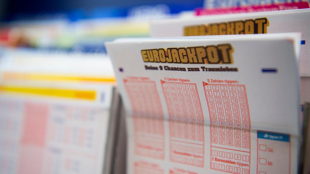 Eurojackpot Gewinner Heute