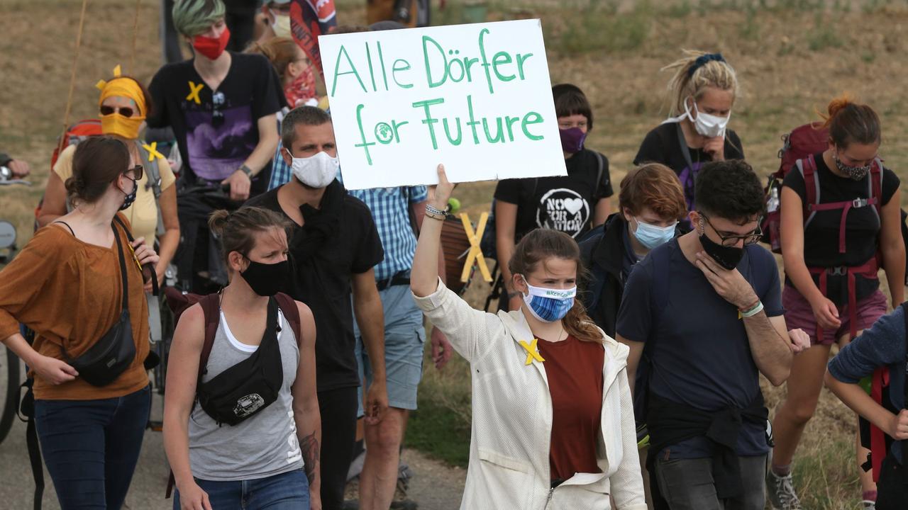 Garzweiler Demo