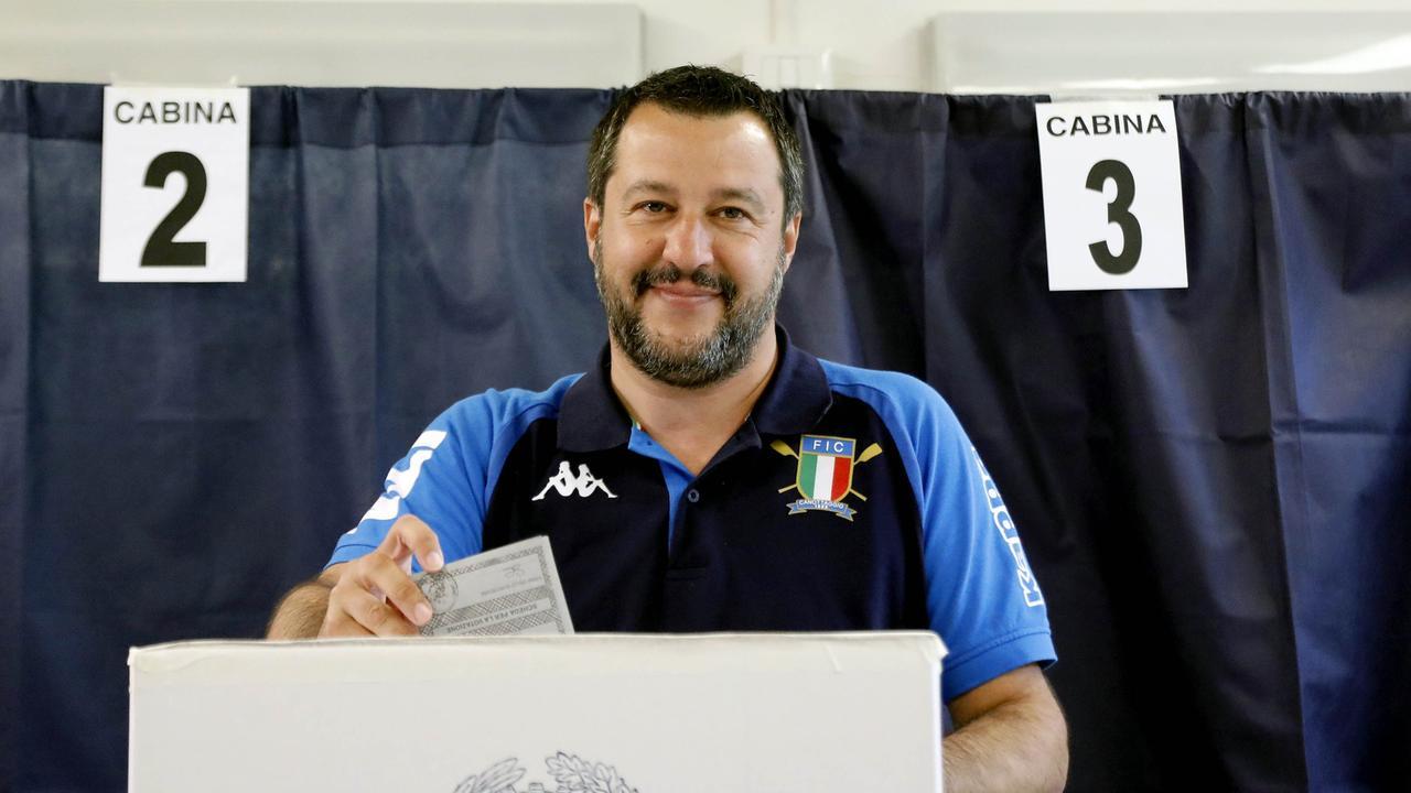 Europawahl Italien Prognose