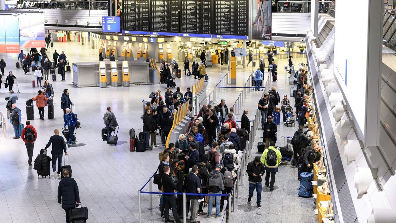 Frankfurt Flughafen Nachrichten Heute