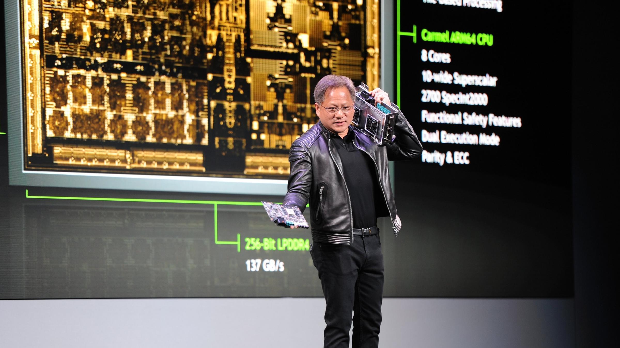 Nach tödlichem Uber-Unfall: Nvidia stoppt Roboterautotests