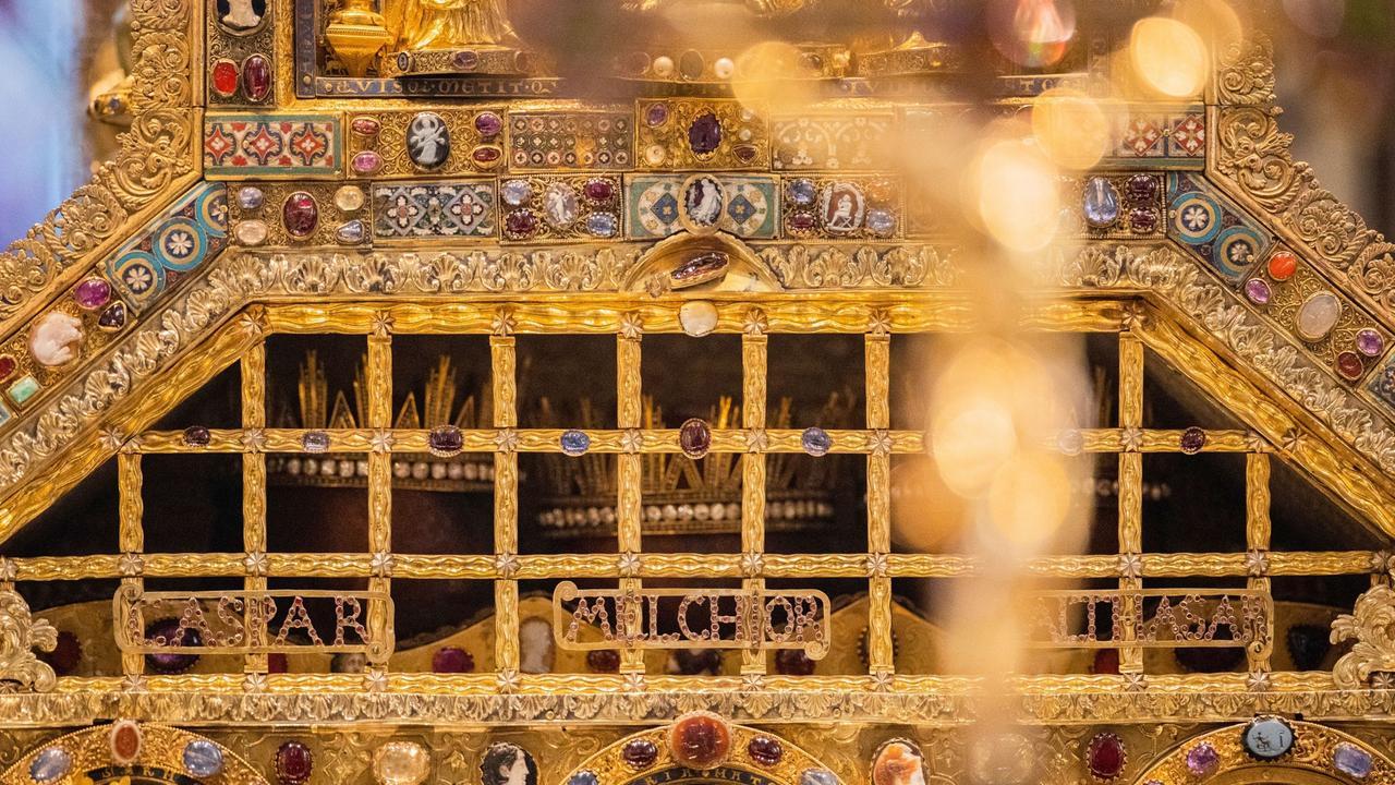 Kölner Dom Reliquien