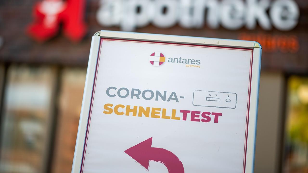 Nicht mehr kostenlos: Zahl der Corona-Tests bricht ein