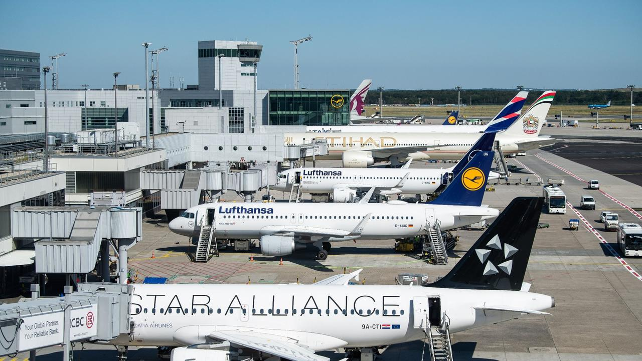 Nachrichten Flughafen Frankfurt
