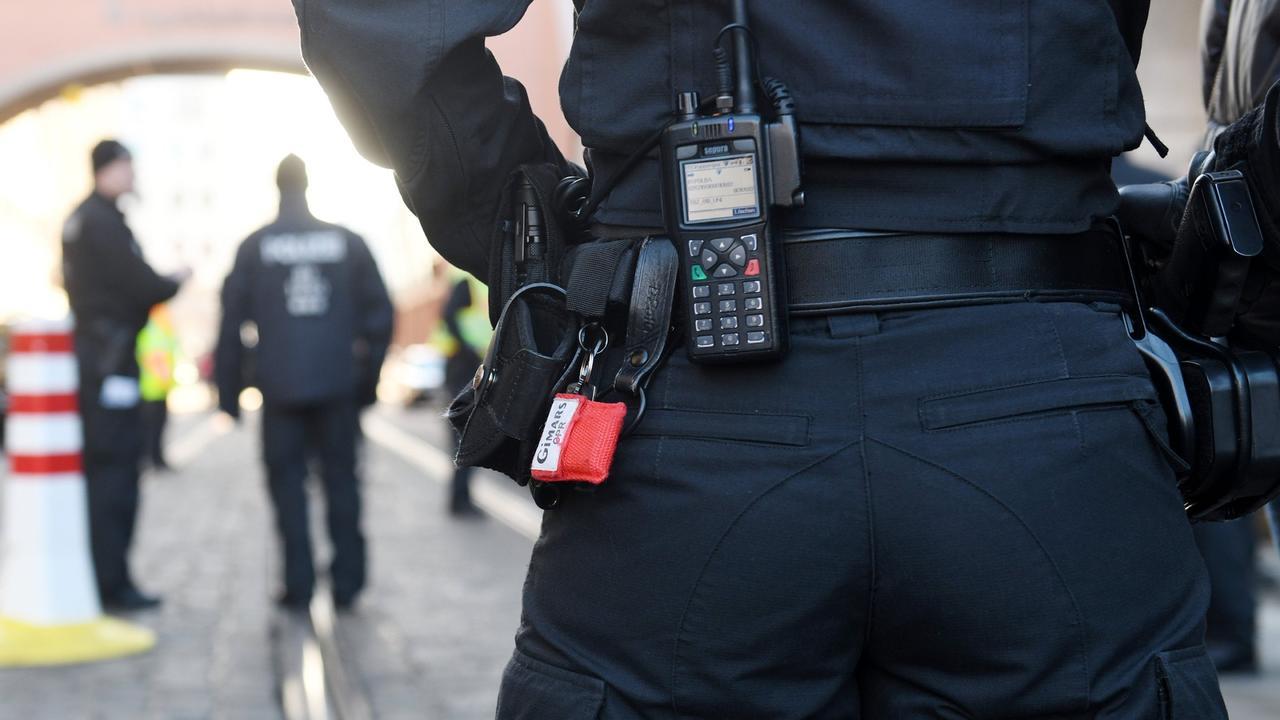 Polizisten Suspendiert