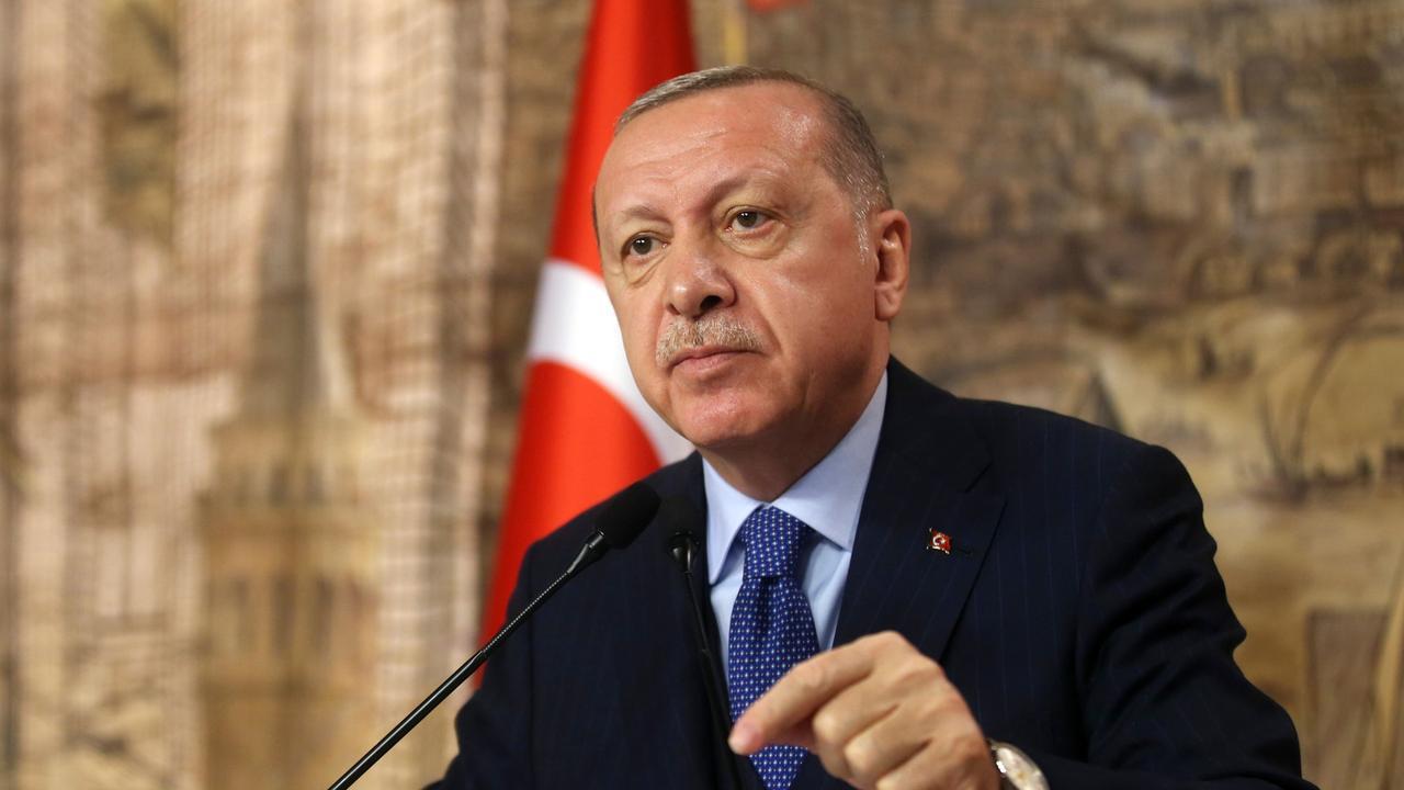 Erdogan Putin Nachrichten
