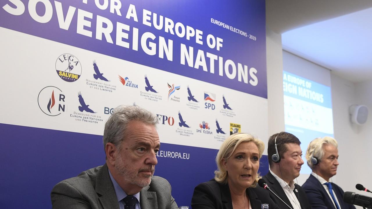 Rechtspopulistische Parteien: EU-Skeptiker treffen sich in Prag