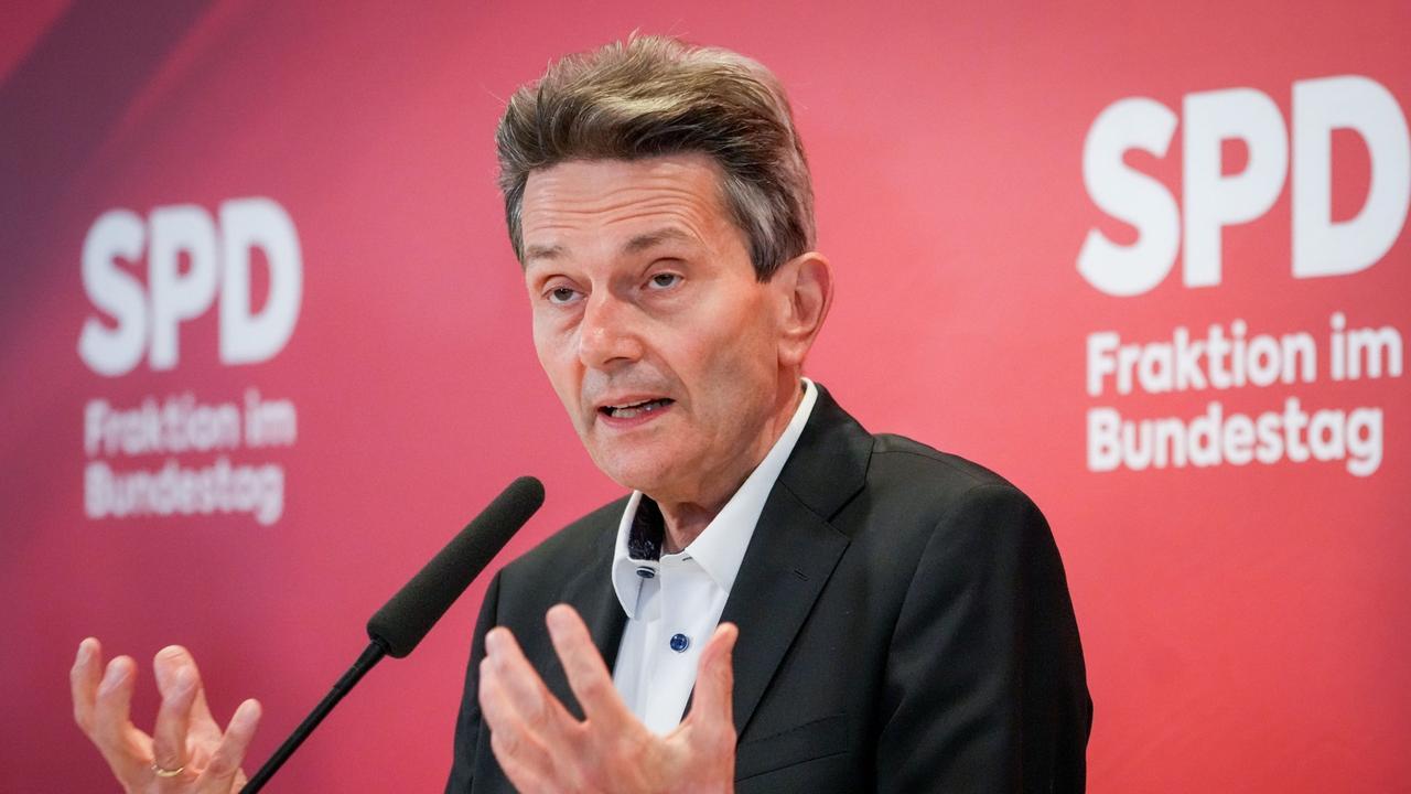 Bundestagspräsidentin: Mützenich schlägt Bas vor