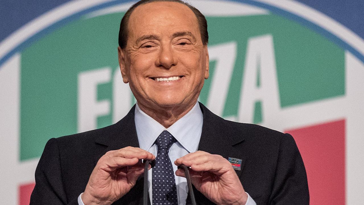 Berlusconi Heute